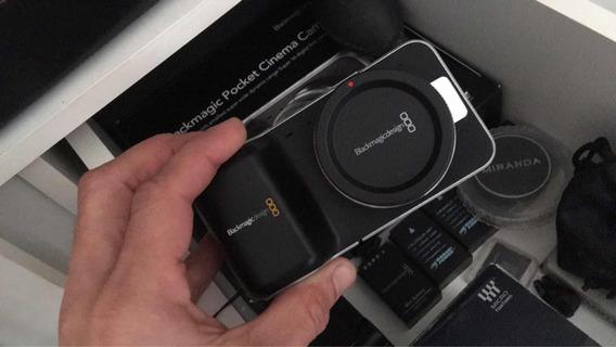 Blackmagic Pocket Cinema Câmera Bmpcc