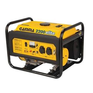 Grupo Electrogeno Gamma Elite 2200 2200w 6,5hp Selectogar6