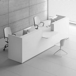 Mostrador Recepcion Para Locales Segun Diseño Ote Muebles