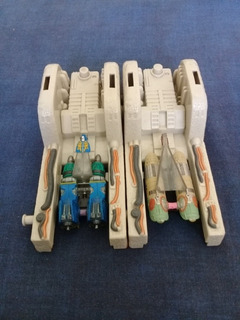 Star Wars - Episodio I - Lanzador Pod Racers - Micromachines
