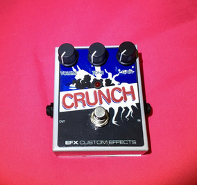 Pedal Efx Crunch - Top Oportunidade!!