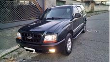 Blazer 2001 2.4 4cc Top De Linha 6 Lugares!!! Raridade!!!