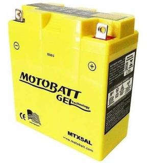 Bateria Mtx5al 5,5ah Factor Crypton Rd-z 125 350 Xtz Ybr 125