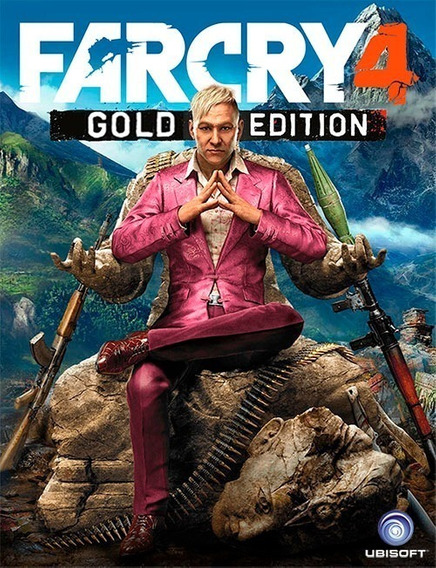 Far Cry 4 - Pc Mídia Digital