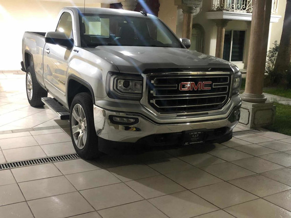 Gmc Sierra 5.4 Cabina Regular Sle 4x4 At 2016