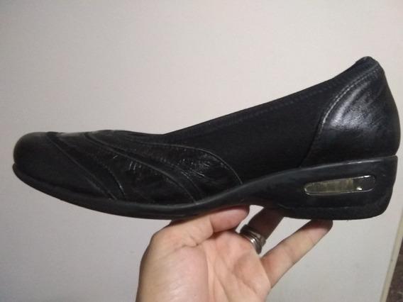 Zapatos Damas Bendita Hora Talle 42. Negro