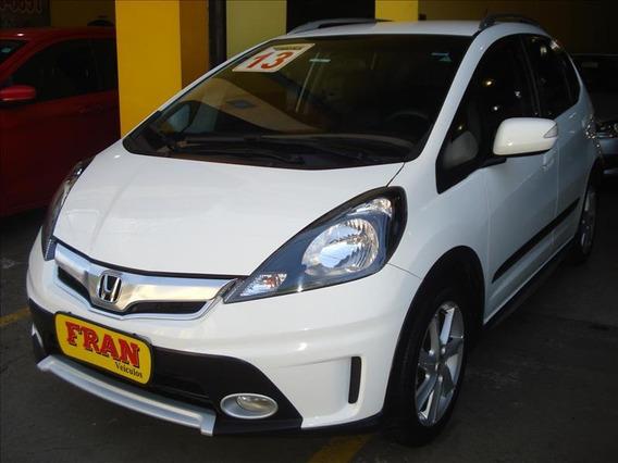 Honda Fit Twist Automático Motor 1.5 2013 Branco