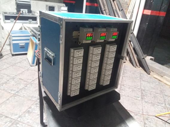 Tablero Trifasico En Anvil Ideal Audio Profesional