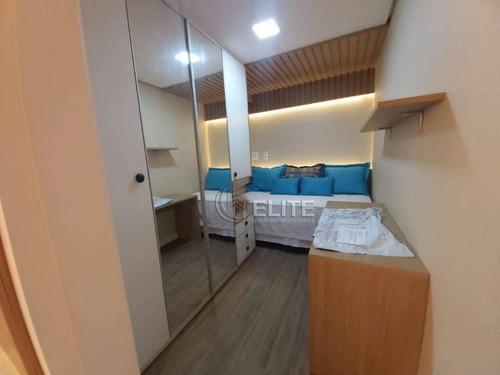 Imagem 1 de 16 de Apartamento Com 2 Dormitórios À Venda, 52 M² Por R$ 339.331,44 - Vila Curuçá - Santo André/sp - Ap10849