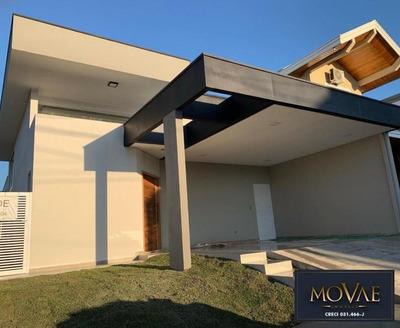 Casa Térrea 03 Suítes - 160 M² - Urbanova - Ca3560