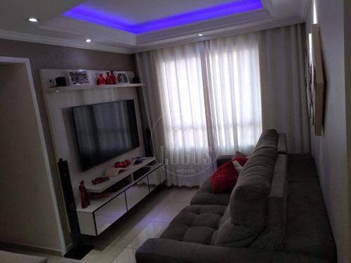 Imagem 1 de 28 de Apartamento Com 3 Dormitórios À Venda, 62 M² Por R$ 320.000,00 - Parque Marajoara - Santo André/sp - Ap1436