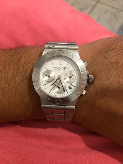 Relógio Bvlgari Diagono Cronograph