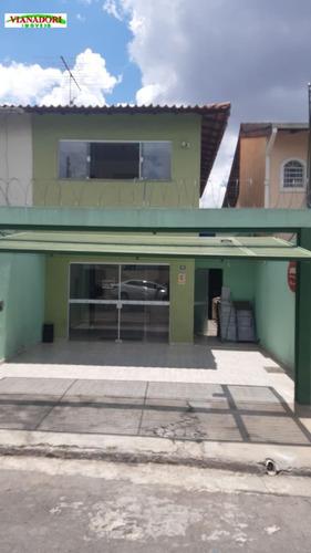 Imagem 1 de 16 de Sobrado Venda, Jardim Santa Mena, Guarulhos. - So0577