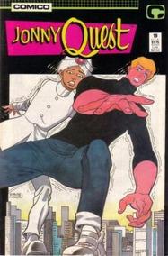 Comico Jonny Quest - Volume 19