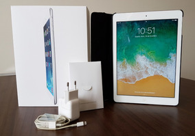 Apple iPad Air 16gb Silver