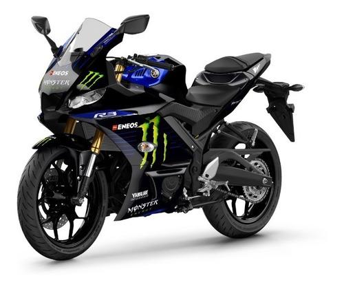 Yamaha Yzf-r3 Energy Monster
