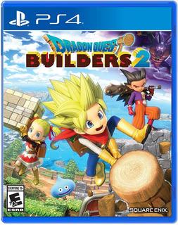 Dragon Quest Builders 2 / Juego Físico / Ps4