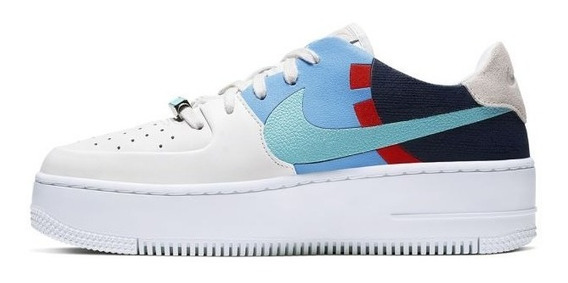 Zapatillas Nike Air Force 1 Sage Low - Mujer