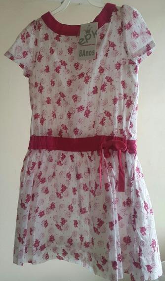 Vestido Epk Nuevo Talla 8
