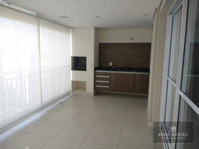 Apartamento Com 3 Suítes 3 Vagas Varanda Gourmet- Vila Romana - Ap1782