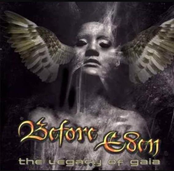 10 Cds Before Eden - The Legacy Of Gaia (atacado)