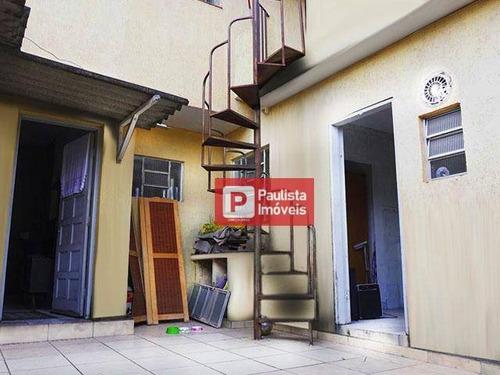 Sobrado Com 3 Dormitórios À Venda - Vila Santa Catarina - São Paulo/sp - So4297