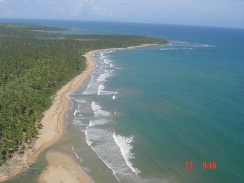 Bahia De Ocoa - Terreno Turístico 600 M De Playa