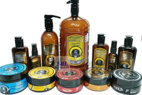 Kit Barba Silver Line Classic Barbearia 12 Produtos