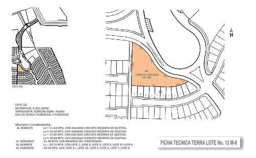 Terreno Comercial En La Mejor Ubicación De Reserva Preserve