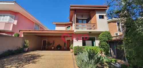 Casa Com 3 Dormitórios À Venda, 330 M² Por R$ 990.000,00 - Condomínio Granja Olga Iii - Sorocaba/sp - Ca0275