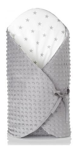 Cubierta de invierno para reci/én nacido 70 x 90 CM compatible con portabeb/és cochecito Navaris Manta para beb/é Edred/ón de algod/ón suave
