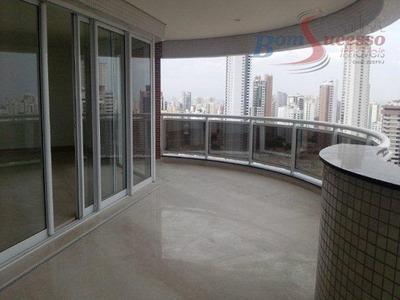 Cobertura Duplex Residencial À Venda, Jardim Anália Franco, São Paulo. - Co0015