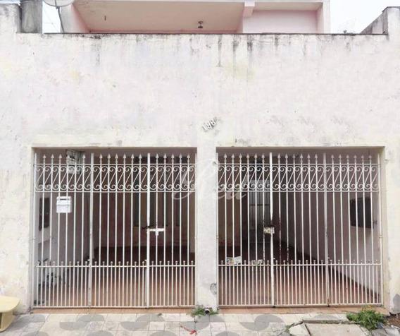 Sobrado - Centro - Suzano - Sp - So0621