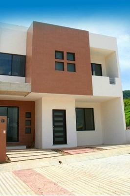 Estrena Casa En Privada Rincón De La Montaña