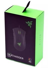 Mouse Razer Deathadder Elite Chroma 7 Botões 16.000dpi Usb
