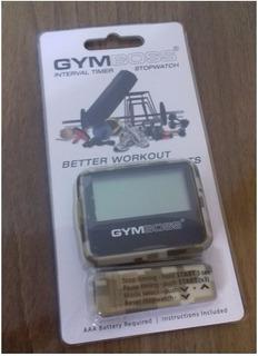 Cronômetro Gymboss Original Timer Personal Trainer
