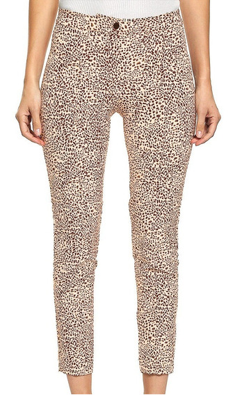 Pantalón Para Dama Animal Print Marsel + Regalo!