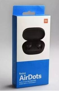 Fone De Ouvido Xiaomi Redmi Air Dots Original Lacrado