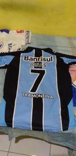 4 Camisas Do Grêmio! Modelos 2006,2010,2013,2017