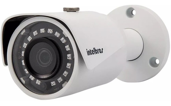 Camera Intelbras 3.6mm Vip S3020 - G2 - 20mts Camera Ip