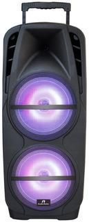 Bafle Potenciado 2x 10 Pulgada Bt/usb/sd/fm/bateria As1002