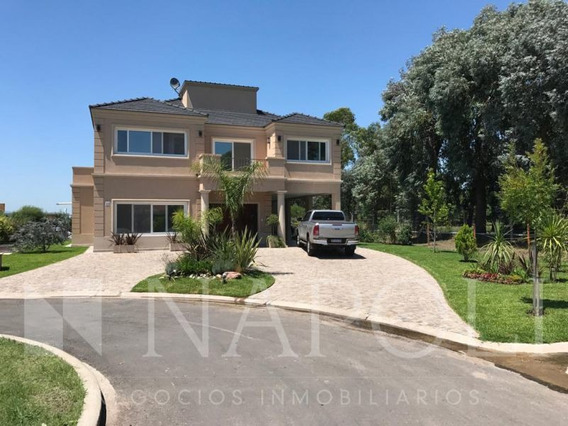 Imponente Casa En Santa Juana