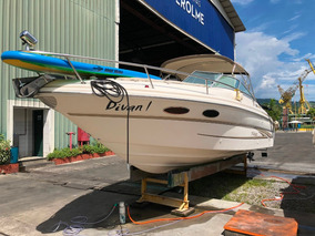 Lancha Searay Sunsport 280 560hp Oportunidade Aceito Bitcoin