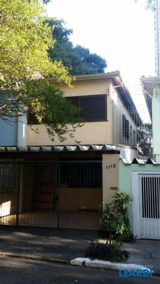 Casa Assobradada - Campo Belo - Sp - 577082