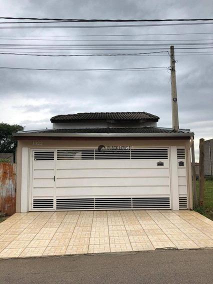 Casa Com 2 Dormitórios À Venda, 147 M² Por R$ 270.000 - Éden - Sorocaba/sp - Ca0798