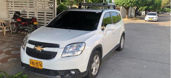 Chevrolet Orlando Full Equipo 2014