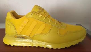 adidas zx doradas