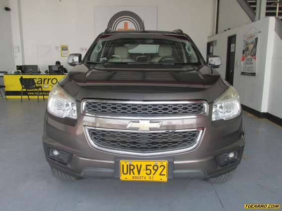 Chevrolet Trailblazer Ltz