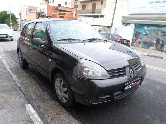 Renault Clio Expression 1.0 Completo Flex 2007