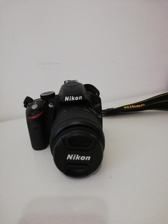 Camara Profesional Nikon D3200 Negociable